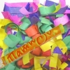 Хлопушка 30 см Разноцветное конфетти