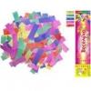Пневмохлопушка 60 см разноцветная бумага