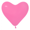 Розовое-Ярко 10 дюймов